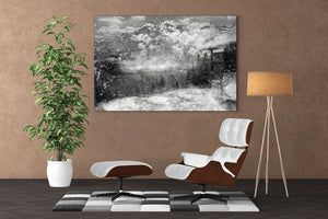 Winter Mountains Wall Art