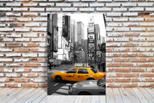 New York City Cabs 7 Wall Art