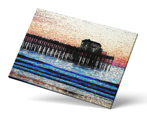 Oceanside Pier Wall Art