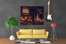Vintage Vegas Wall Art