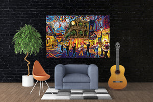 New Orleans Wall Art