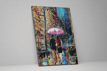 Umbrella Couple Wall Art