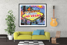 Las Vegas Sign Wall Art