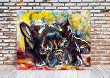 Frenchie Wall Art