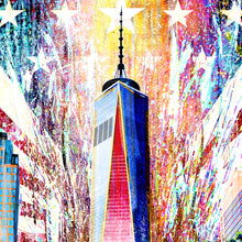 Freedom Tower Wall Art