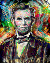 Abe Lincoln Wall Art