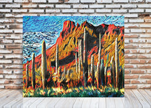 Alamo Canyon, AZ Wall Art