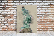 Statue of Liberty Wall Art