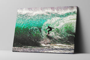 Surfer Wall Art