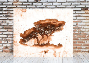 Trees Wall Art