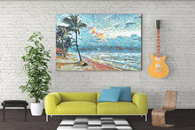 Punta Cana Beach Wall Art