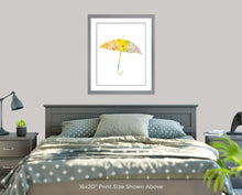 Umbrella Wall Art