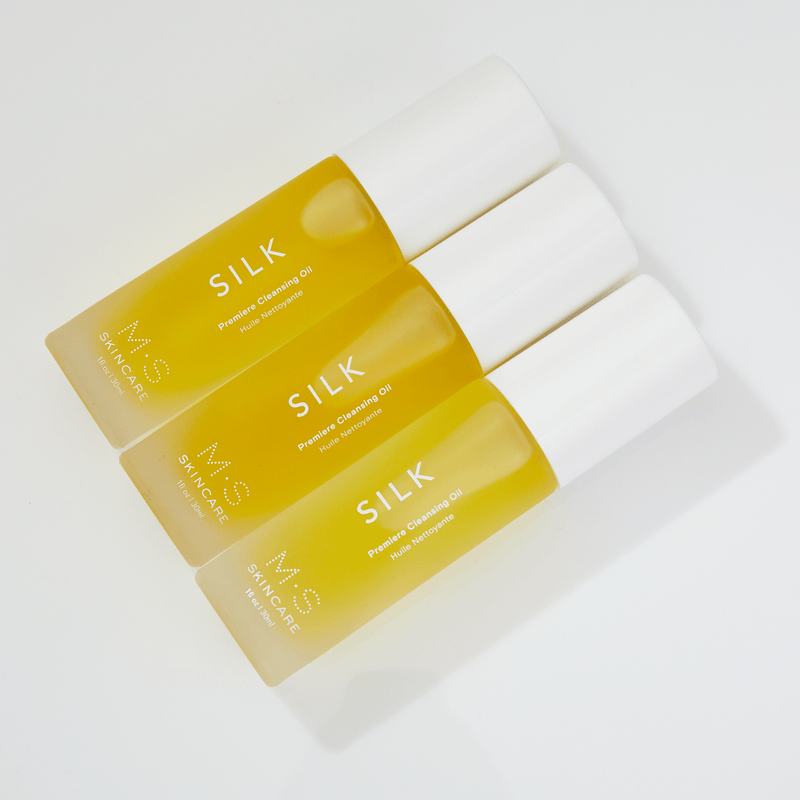 M.S Skincare Discovery Size Silk Premier Cleansing OIl.
