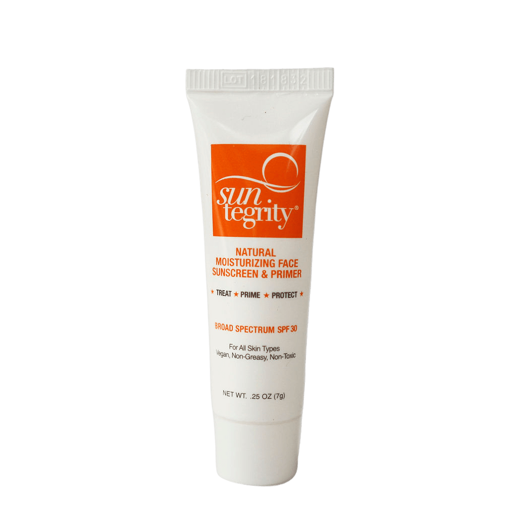 Natural Moisturizing Face Sunscreen & Primer - Cladproper.com