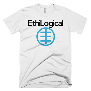 EthiLogical logo tee