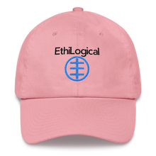1000lbs carbon offset logo hat