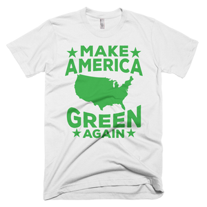 Make America Green Again tee