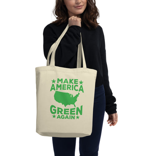 Make America Green Again Tote