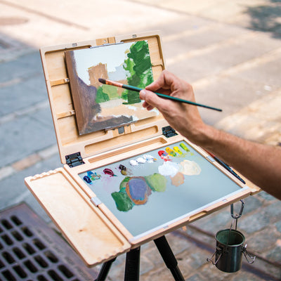 "u.go Plein Air | Anywhere Side Tray (4"" x 11"")"