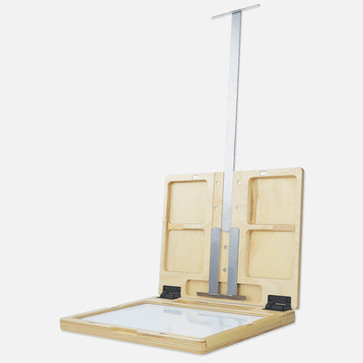 u.go plein air large panel extender on medium u.go anywhere pochade box