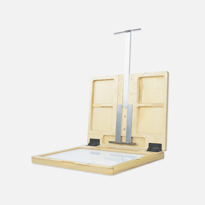 u.go plein air medium panel extender on medium u.go anywhere pochade box