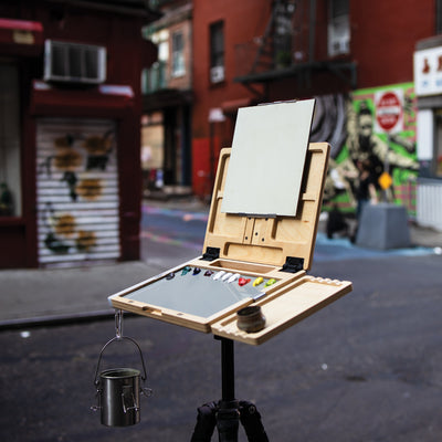 "u.go Plein Air | Anywhere Pochade Box (8.4""x11.25"")"