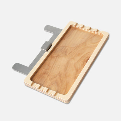 "u.go Plein Air Anywhere Side Tray 4"" x 8"""