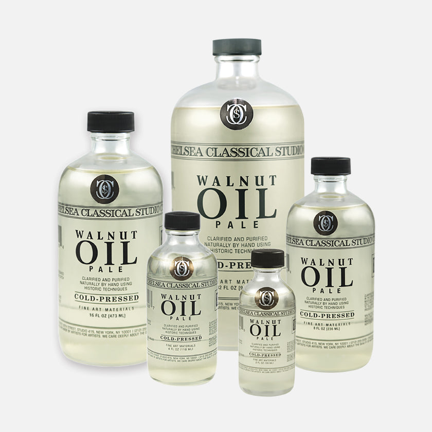 Chelsea Classical Studio Walnut Oil Pale Cold-Pressed