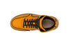 Yellow Wolfgang Gieler Designer Luxury Footwear High Tops