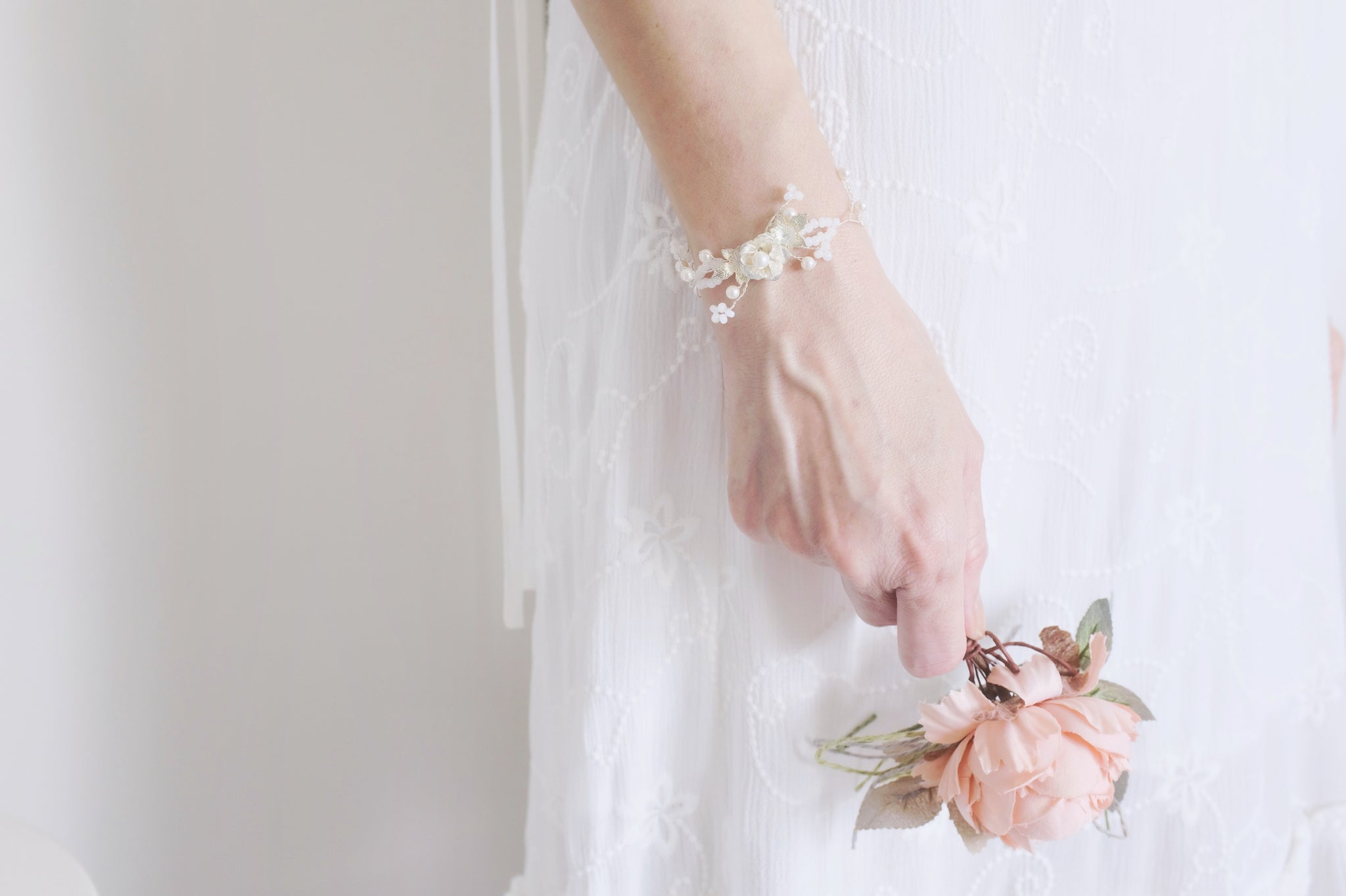 At Annadria, bespoke bridal accessories don't have to cost more