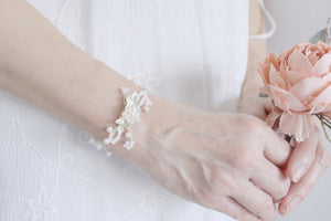 Vintage style bridal accessories, Singapore handmade wedding jewellery