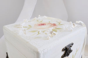 Romantic bridal accessories handmade in Singapore