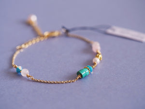 India bracelet in Turquoise