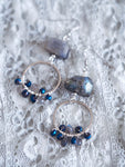 Isadora earrings in Labradorite (Exclusive)