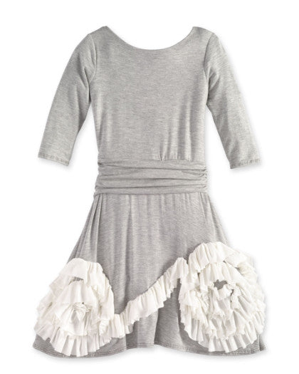 Boots Dress-Gray & Ivory - Pre-Order