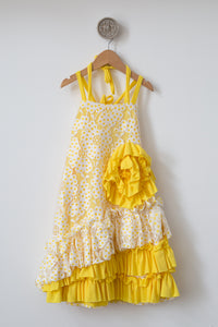 Pixie Girl One-of-a-kind-Yellow-Dandy-sz5