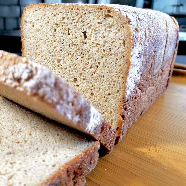 Sourdough - Gluten-free / Grain free / zero sugars