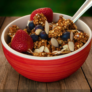 BUK Buckwheat Granola - Toasted Almond Vanilla Grain and Gluten-free 12 oz.