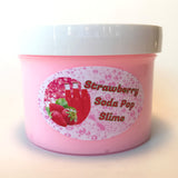 Strawberry Soda Pop 8oz
