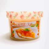 Peach Pie Filling - 2 Sizes