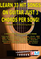 33 songs with 3 chords a song