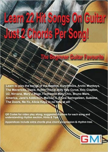 Learn 22 Hit Songs On Guitar Just 2 Chords Per Song! - The beginners g