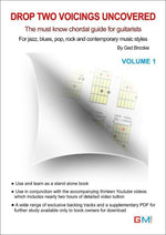 Additional Drop Two Voicings Uncovered Free Content For Book Owners