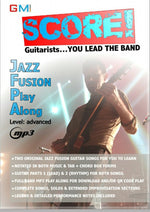 "Jazz Fusion Play Along ""SCORE - You Lead The Band!"""