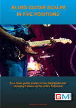 PDF FOR BLUES SCALES VIDEO - GMI - Guitar and Music Institute Online Shop