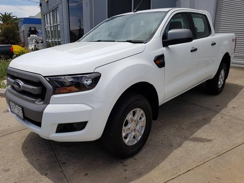 Here is our brand new XLS Ford Ranger Project car!