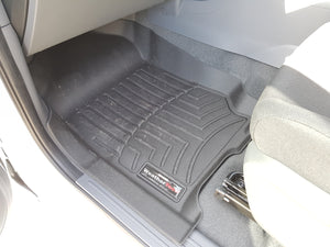 WeatherTech Floorliners / Floor Mats on Ford Ranger Australia!