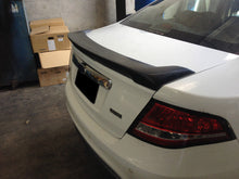 FORD FG FALCON DJR REAR BOBTAIL SPOILER WITH LED LIGHT SUPPLIED - UNPAINTED