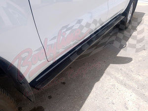 FORD RANGER PX2 DUAL CAB 2015on SMARTSTEP ENTRY ASSIST SIDE STEPS RUNNING BOARDS