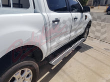 FORD RANGER PX1,2,3 DUAL CAB 2015on SMARTSTEP ENTRY ASSIST SIDE STEPS RUNNING BOARDS